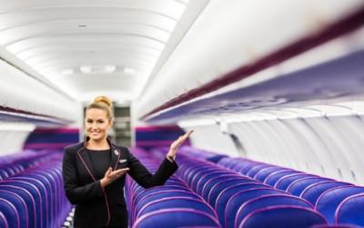Wizzair pakeitė registravimosi į skrydžius tvarką: nemokamai registruotis galima likus tik 48 valandom iki skrydžio