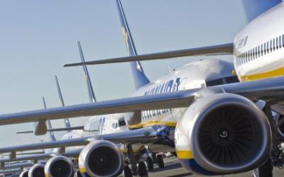 Ryanair skelbia apie susitarimą su Italijos profsąjungomis