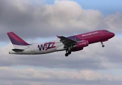 Wizzair skrydžiai iš Kauno