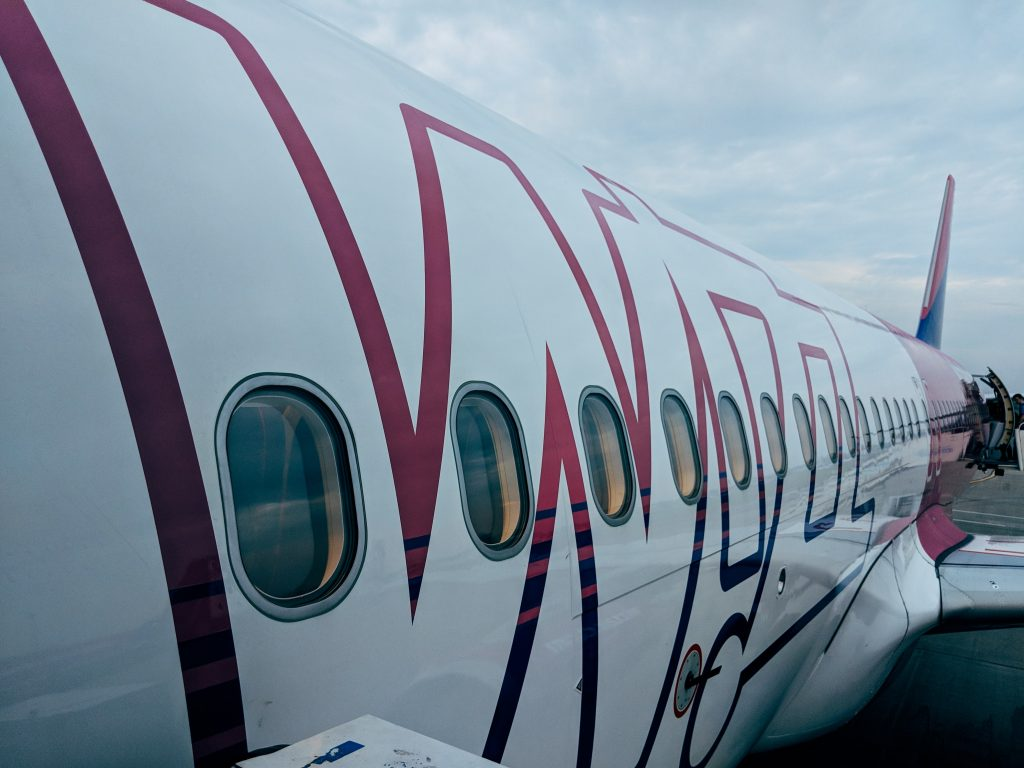 pigių skrydžių bendrovės