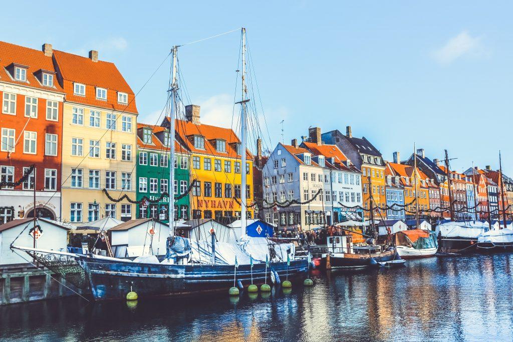 pigūs skrydžiai į Kopenhagą
