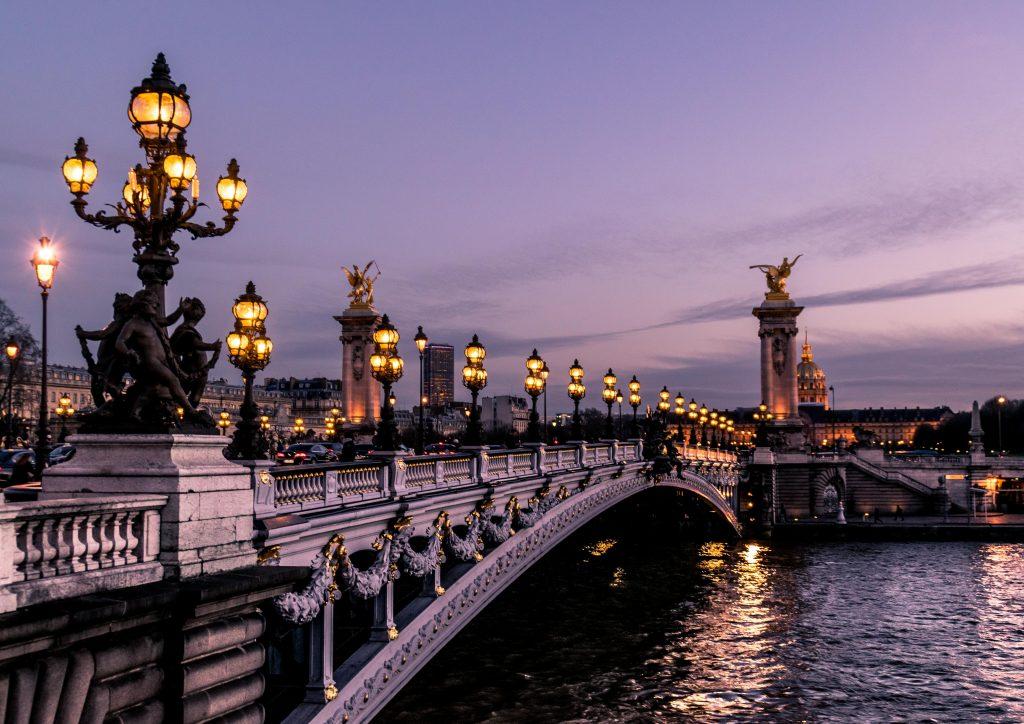 Pigūs skrydžiai į Paryžių